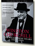 Robert Hardy as Sir Winston Churchill